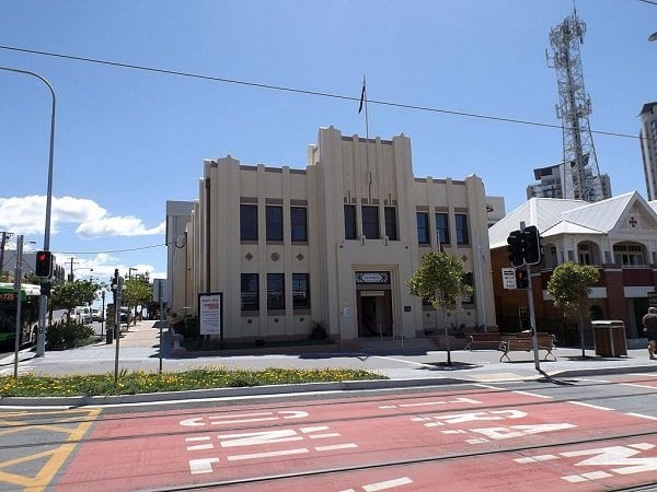 Southport Town Hall, Southport, Queensland